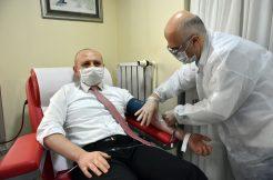 Kızılay`dan Kan Bağışçılarına Çağrı