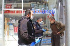Bafra`da Sokağa Çıkma Yasağına Uymayanlara İdari Para Cezası Verildi