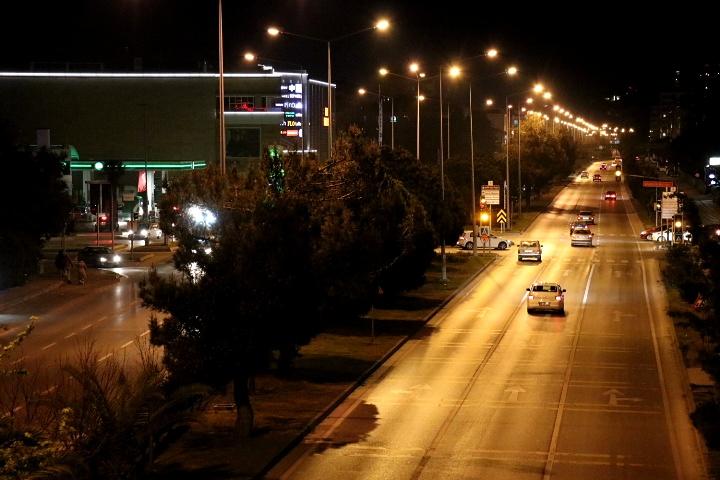Samsun`da Sokağa Çıkma Yasağı Sona Erdi
