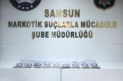Atakum'da Düzenlenen Uyuşturucu Operasyonunda 4 Kişi Yakalandı