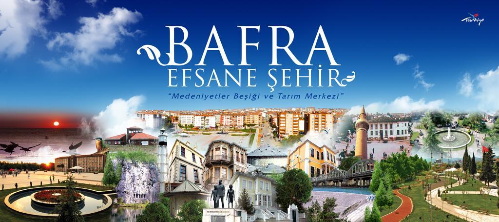 Bafra`da Gezilecek Yerler