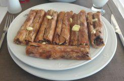 Bafra`nın Meşhur Yemekleri