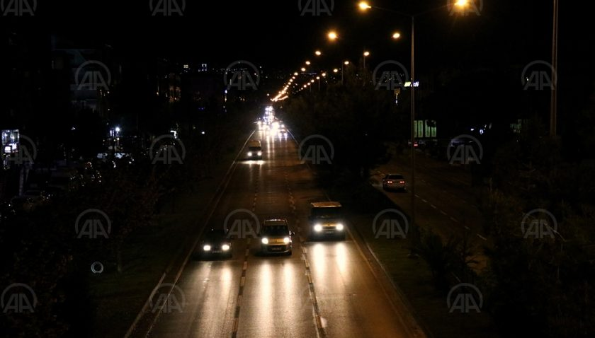 Samsun'da 72 Saatlik Sokağa Çıkma Kısıtlaması Sona Erdi