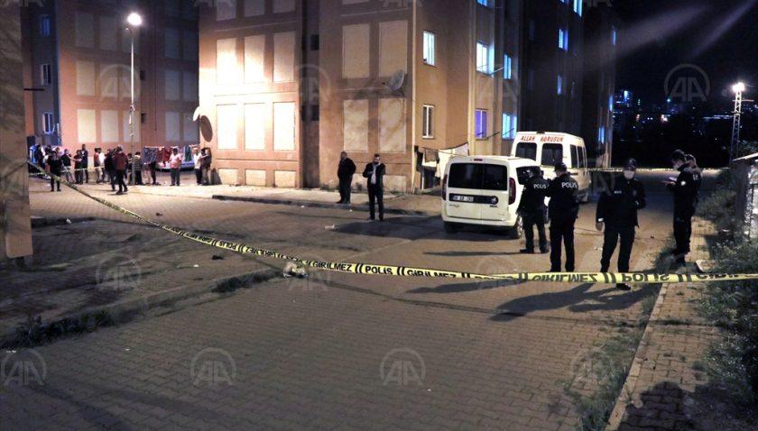 Samsun'da Otomobilden Ateş Açılması Sonucu Biri Çocuk İki Kişi Yaralandı