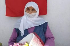 1919 doğumlu Emine Nineye 19 Mayıs ziyareti