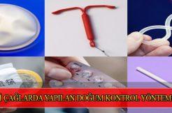 Eski Çağlarda Yapılan Doğum Kontrol Yöntemleri