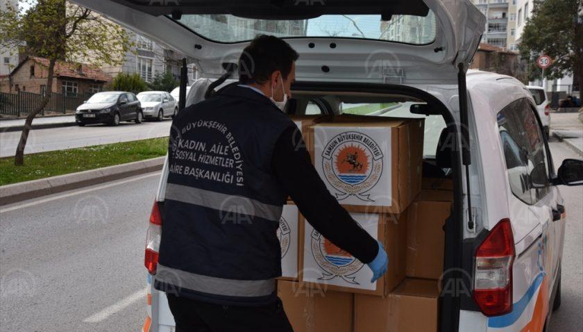 Belediyeden Sağlık Çalışanlarına İftar ve Sahur Yemeği