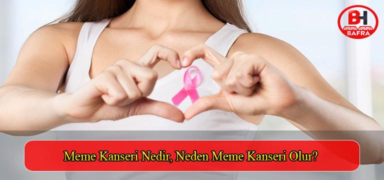 meme kanseri nedir, neden meme kanseri olur?