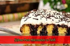 Şişleme Pasta Malzemeleri ve Tarifi