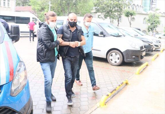 Samsun'da Silahla Yaralamada 1 Kişi Tutuklandı