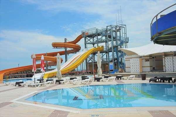 Samsun'da Plajlar Yeniden Hizmete Açıldı