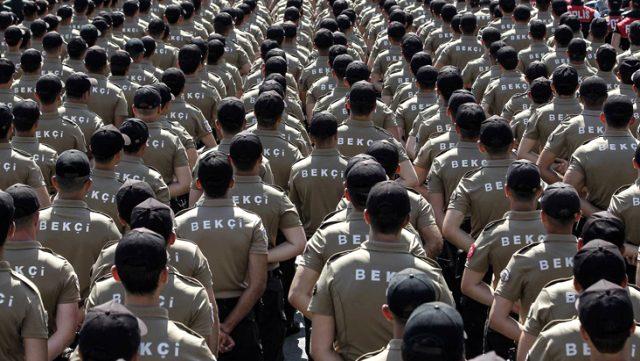 İçişleri Bakanlığı paylaştı! İşte polis ile bekçilerin yetki karşılaştırması