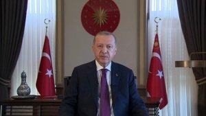 Cumhurbaşkanı recep Tayyip Erdoğan Kurban MEsajı