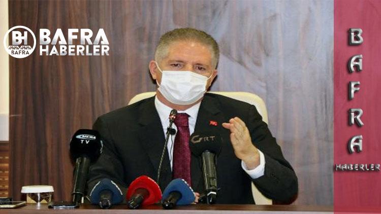 Gaziantep Valisi Davut Gül Kritik Koronavirüs Açıklaması Yaptı