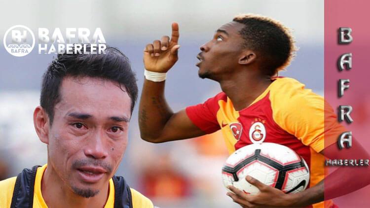 Galatasaray'da Çiftte Ayrılık