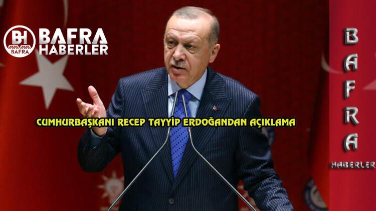 """R.T. Erdoğan'dan açıklama: """"Sosyal medya düzenlenmeli"""""""