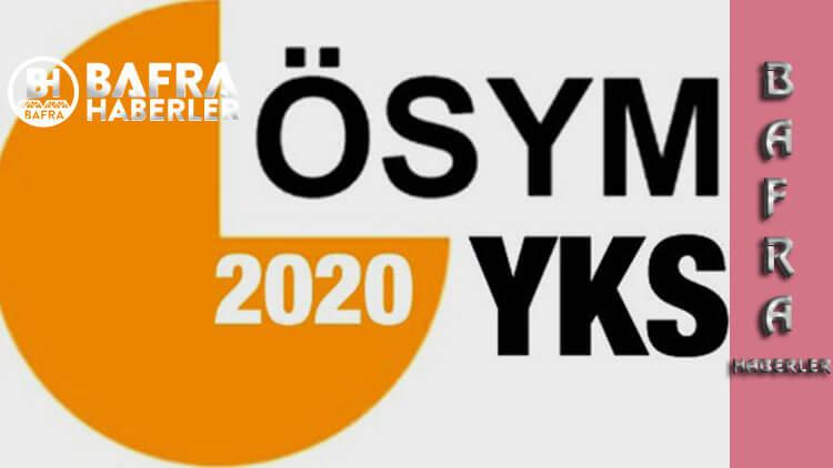 2020 YKS Açıklandı. YKS Sınav Sonuçlarına Nereden Bakacağız?