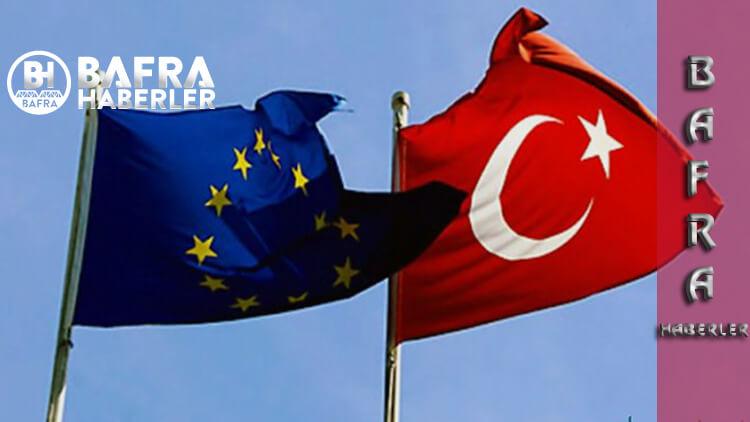 Avrupa Birliğinden, Yunanistan'ı Kızdıracak Türkiye Kararı
