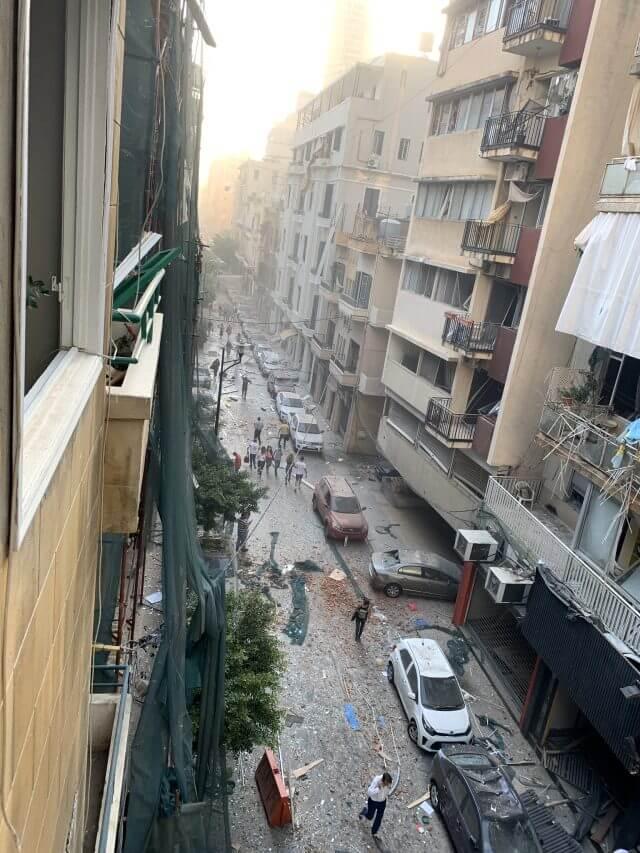 Beyrut'ta