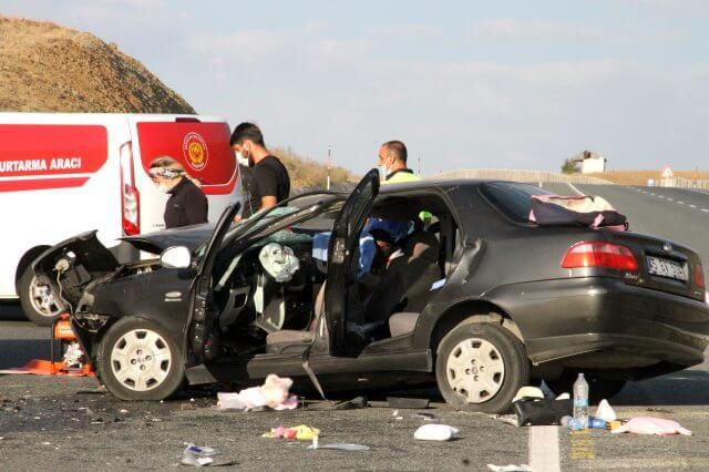 Erzincan'daki kaza