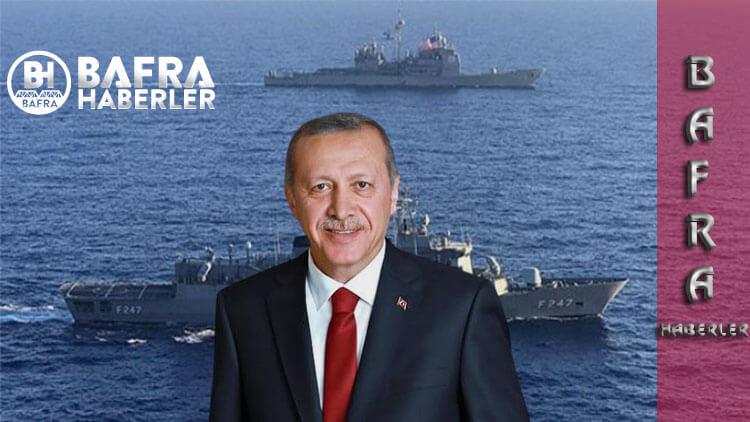 Recep Tayyip Erdoğan, Yunanistan'a Resti Çekti