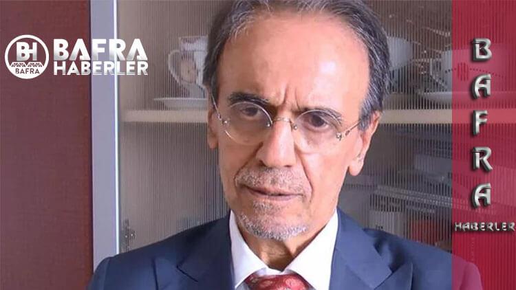 Mehmet Ceylan'dan Koronavirüse Karşı 6 Maddelik Önlem