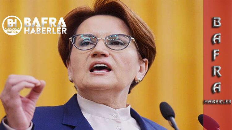 Meral Akşener, Karadeniz'deki Doğal Gaz Keşfini Değerlendirdi