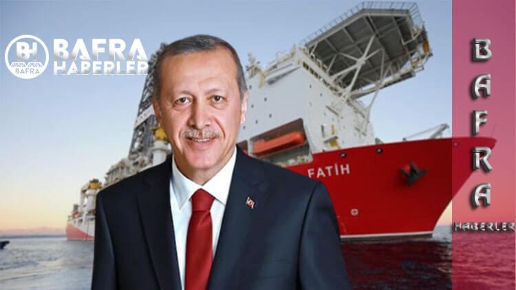 Cumhurbaşkanı Recep Tayyip Erdoğan, Yeni Doğal Gaz Keşfini Açıkladı