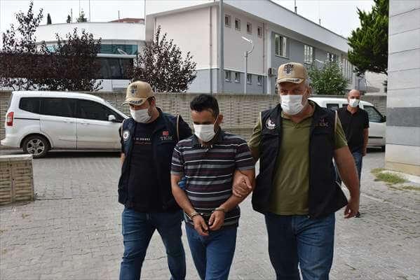 Samsun'da DEAŞ Operasyonunda Irak Uyruklu 6 Şüpheli Yakalandı