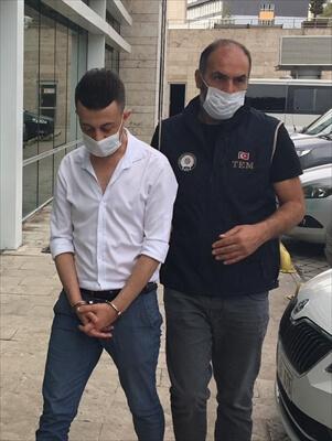 Muğla'da Aranan FETÖ Şüphelisi Astsubay Samsun'da Yakalandı