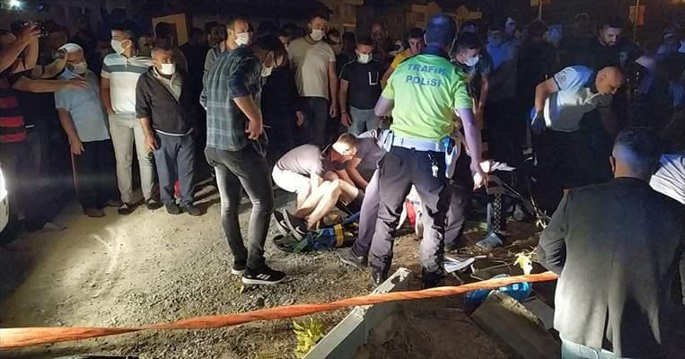 Samsun'da İki Otomobil Çarpıştı: 2 Ölü, 3 Yaralı