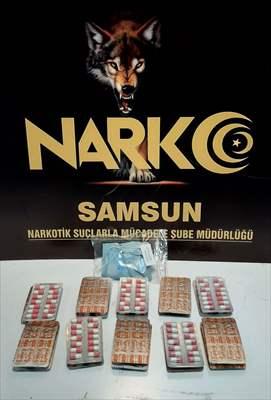 Samsun'daki Narkotik Uygulamasında 6 Şüpheli Yakalandı
