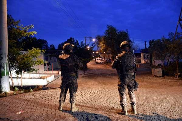 Samsun'da Şafak Operasyonu