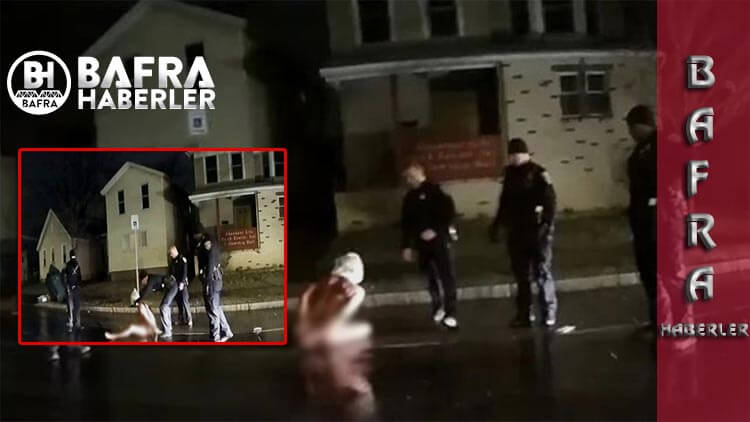 ABD Polisi Bir Vatandaşını Boğduğu Görüntüler Ortaya Çıktı