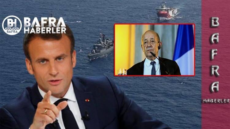 Fransa, Türkiye'yi Tehdit Etti: Yaptırım Uygulanabilir