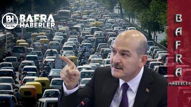 Süleyman Soylu Açıkladı: Radarı Görünce Yavaşlamak Cezadan Kurtaramayacak
