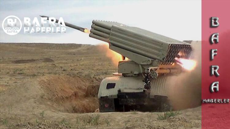 ABD, Fransa ve Rusya'dan Azerbaycan ile Ermenistan'a Ateşkes Çağrısı