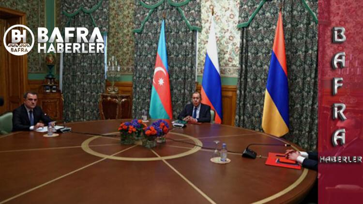 Azerbaycan İle Ermenistan Ateşkes Konusunda Uzlaşmaya Vardı