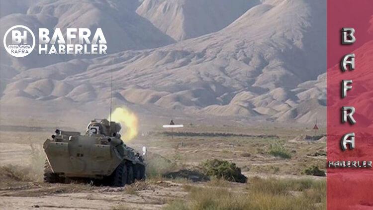 Azerbaycan Ordusunun İlerleyişinin Ardından Ermeni Ordusu Geri Çekilmeye Başladı