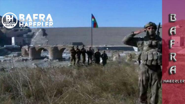 27 Yıl Aradan Sonra Ermenistan İşgali Altından Kurtulan Fuzuli'de  Ezan Okundu