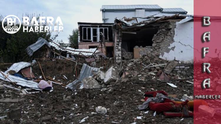 Ermenistan Sivillere Fosfor Gazı ve Misket Bombası Attı