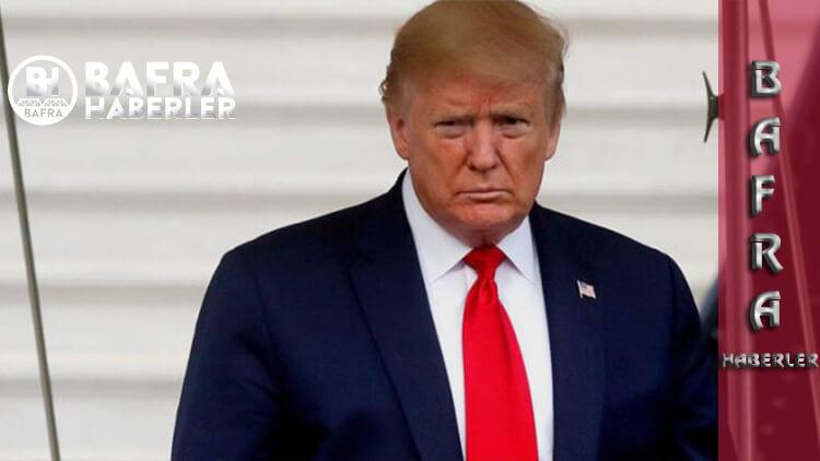 Hastaneye Kaldırılan Donald Trump, Son Durumunu Bildirdi