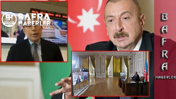 İlham Aliyev'in Türkiye Cevabı Herkesi Gururlandırdı