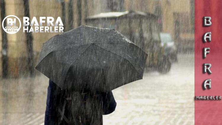 Meteoroloji'den Uyarı: Hem Fırtına Hem De Sağanak Yağış Geliyor!