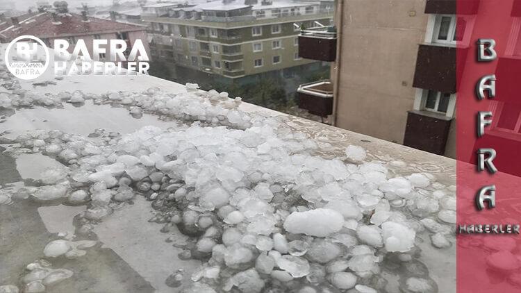 Meteoroloji, İstanbul'un da içinde yer aldığı 7 ilçe için fırtına ve dolu uyarısı yaptı