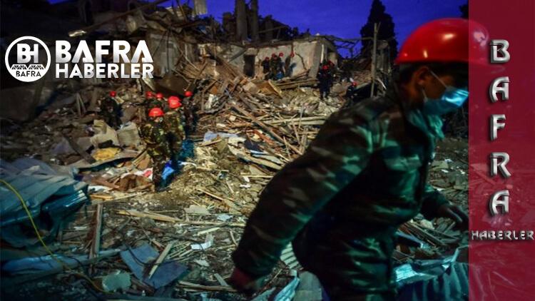 Son dakika! Ateşkes'e Uymayan Ermenistan, Azerbaycan Sivil Bölgelerine Saldırdı