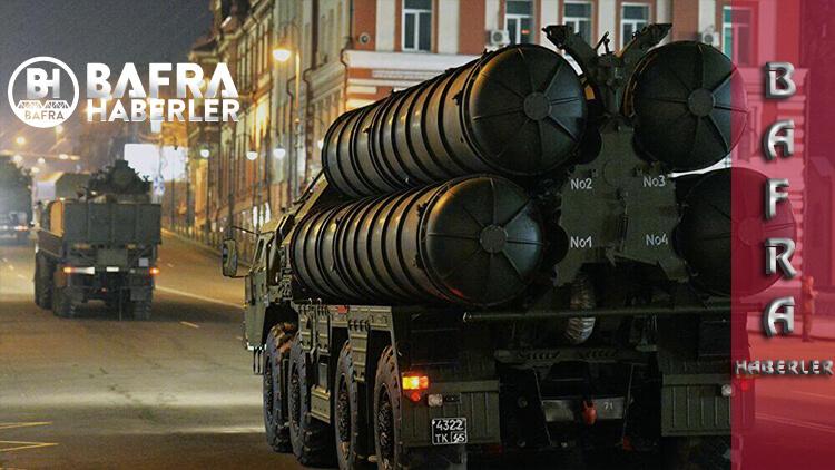 ABD, S-400'leri Deneyen Türkiye'yi Tehdit Etti