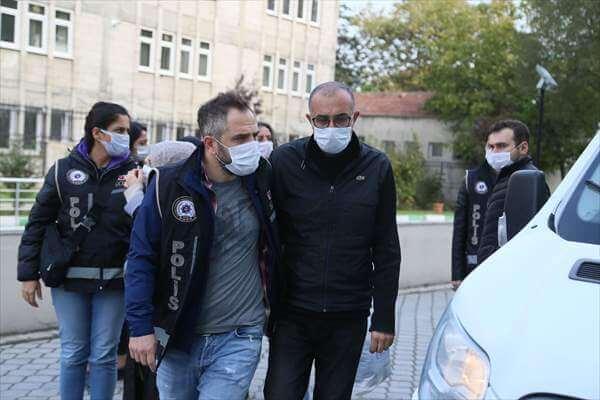 FETÖ Operasyonunda Gözaltına Alınan 6 Kişi Adliyede