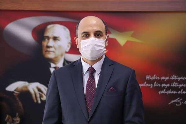 Samsun'da Artan Koronavirüs Vakalarına Karşı Sağlık Müdürü Oruç'tan Uyarı