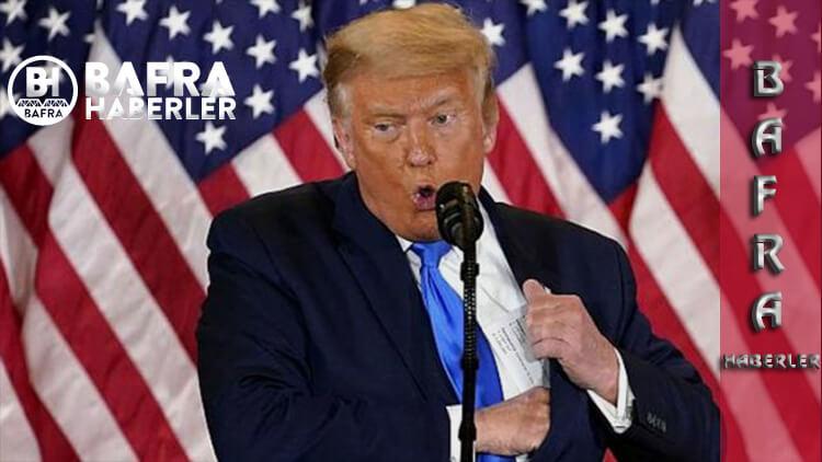 Donald Trump'ın Açıklamaları Sırasında Canlı Yayın Kesildi
